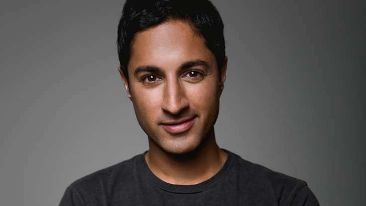  Maulik  Pancholy , keynote speaker
